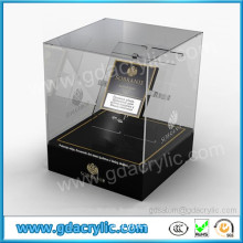 Luxury Design Cigarette Showcase Cigarette Acrylic Display Showcase