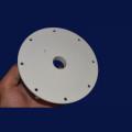 High Precision Machining Industrial Zirconia Ceramic Flange