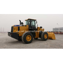 SEM660D 6Ton Wheel Loader