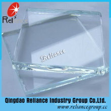 5mm/6mm/8mm/10mm Ultra Clear Glass/Low Iron Glass/Transparent Glass with Ce ISO