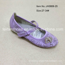 Fashion Sweet Single Shoes Princess Shoes Girl Dance Shoes (FF0808-25)