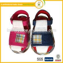 Fábrica de sapatos infantis atacadista parágrafo outono sapatos infantis marca sapato sapatos de criança de couro tide edition Baby Shoe