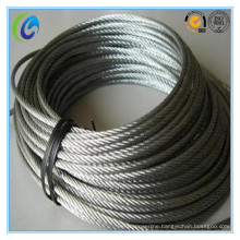 """7X19 3/16"""" Steel Wire Rope"""