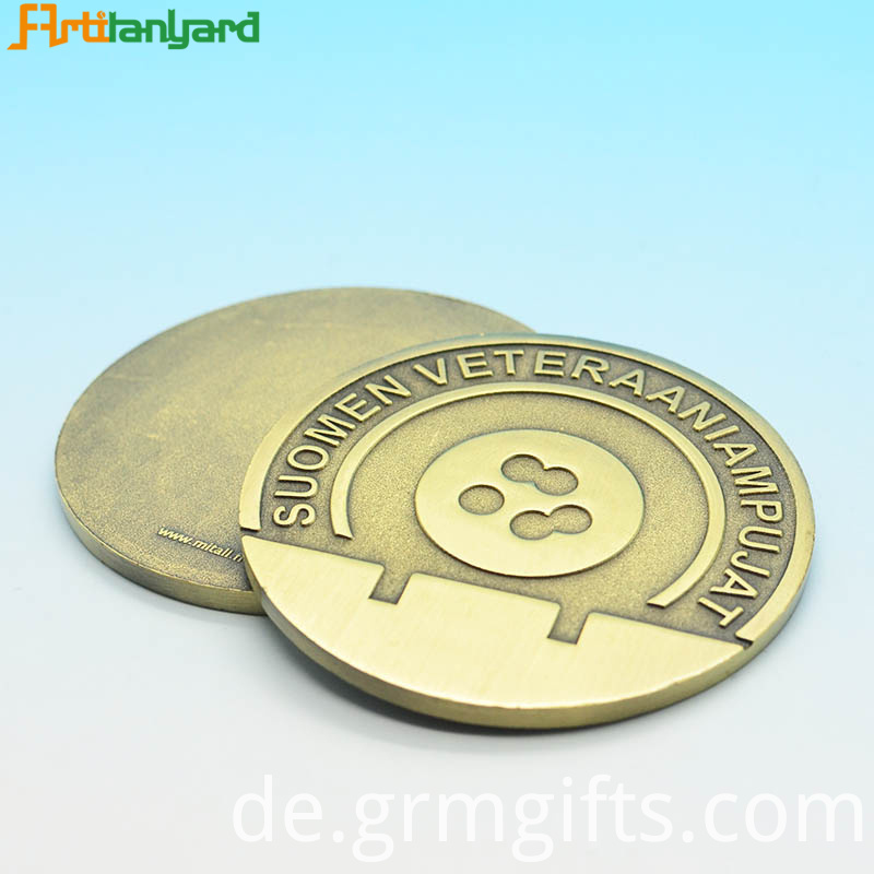Custom Metal Coin