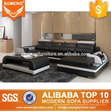 alta qualidade melhor preço menino preguiçoso tamanho padrão de l forma sofá secional