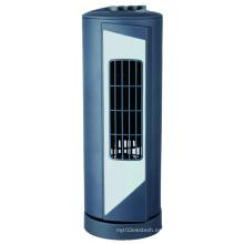 Mini ventilador de torre con temporizador