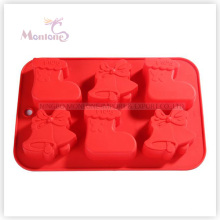 FDA & LFGB Bakeware Baking Christmas Silicone Cake Mould