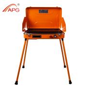 Wiatroszczelna camping przenośny protane, gaz butan BBQ grill