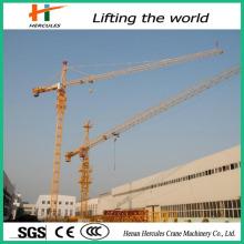 Guindaste de torre de máquina de construção, com alta qualidade