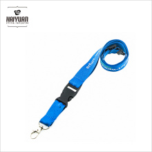 Cheap Customized Logo Printing Silkscreen Lanyard with No Minimum Order, High End High Quality Thick
