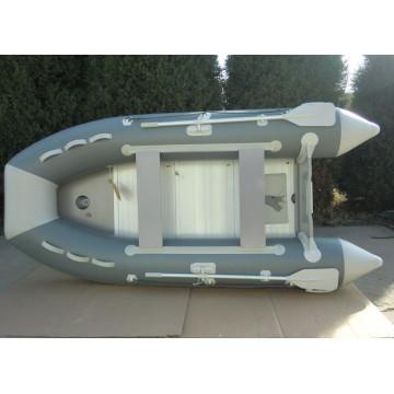 Bateau de pêche gonflable de bateau de sport 320 de Chine