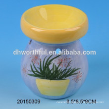 Nice home decoration ceramic incense burner