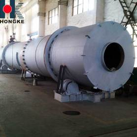 Large Capacity Industrial Clay Rotary Dryer for Sale