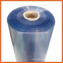 Folha de PVC com qualidade alimentar / rolos Película de PVC rígido / Folha de PVC transparente