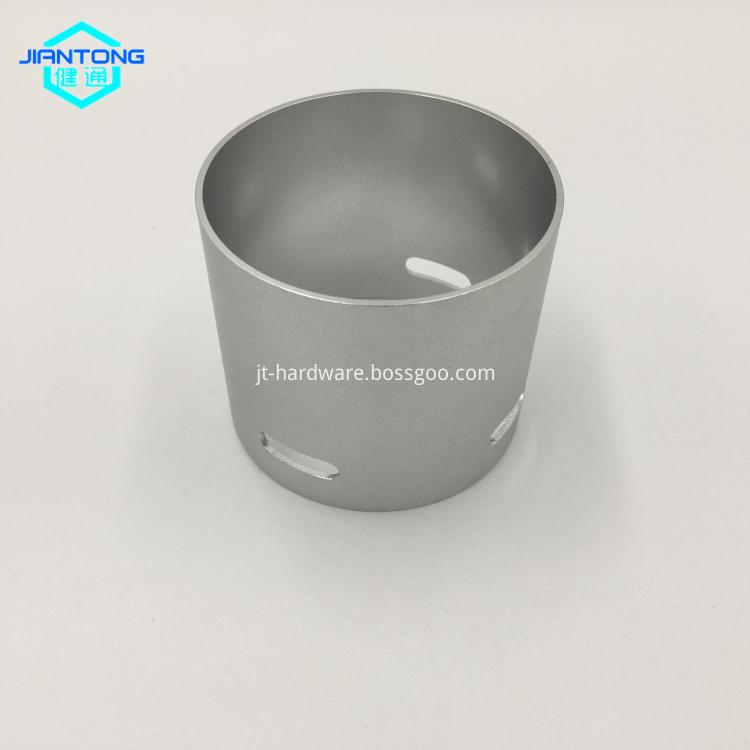 Aluminum Laser Cutting Bending Parts Aluminum