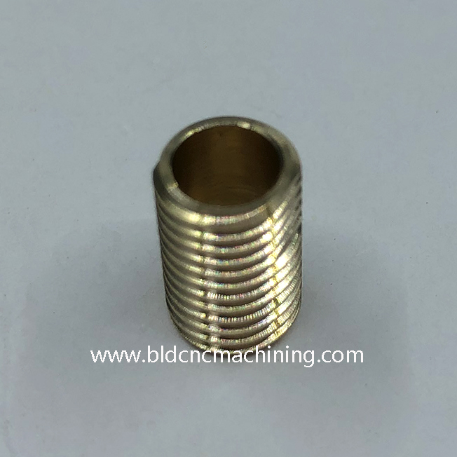 Turning Brass Screw