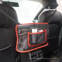 Car Seat Storage Net Pocket Seat Back Folding Storage Hanging Bag Car Storage Bag