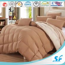Высококачественное 100% хлопковое одеяло A + B из микрофибры и полиэстера