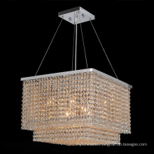 2017 Modern Product led pendent lamp chandeliers pendant led crystal light for home hotel restaurant