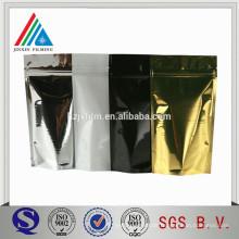 Reflektierende Mylar PET Folie / Aluminiumfolie Laminierfolie / Gold Metallisierte Haustierfolie