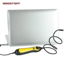 GOLDTRON HD USB Video Inspection Camera Endoscope 8.5mm Camera Borescope