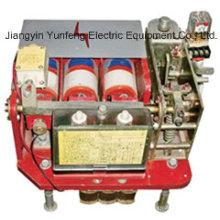 Interrupteur d'alimentation sous vide de type antidéflagrant de mine DW80-400A
