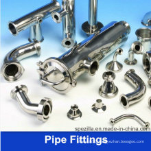 Inox 316L Stainless Steel Sanitary Pipefittings