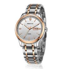 Montre à bracelet automatique en acier inoxydable automatique en acier inoxydable 2016 Swiss Sapphire