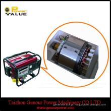 Motor elétrico do gerador do agregado familiar de China da bobina de cobre