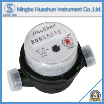 Plastic Water Meter/Single Jet Water Meter/Dry Type Water Meter