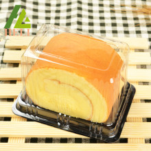 Disposable Rectangle Plastic Cake Boxes