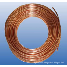 Air Conditioner Copper Coated Tube in Pancake Coil Brake Pipe
