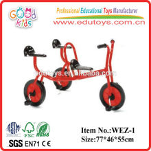 2014 kids 3-person & seat wheel push bike & bike for kids