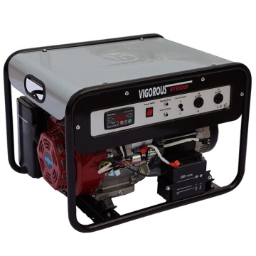 6kw Dual Fuel Gas LPG Electric Generator