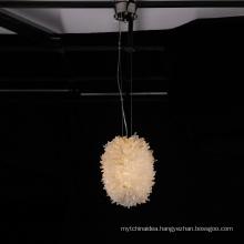 wholesale custom metal indoor decorative ceiling hanging light pendant lamp