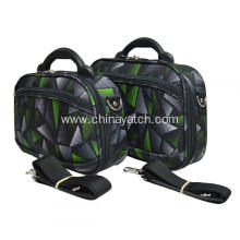 Printing EVA Cosmetic Bag with Plastic Handle