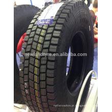 comprar pneu diretamente da fábrica doublestar durun 225 / 70r22.5