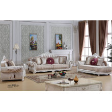 Russian New Classic 4 Seater High Quality Fabric Sofa (8826)