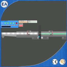 Máquina de corte e punção de barramento CNC de alta velocidade