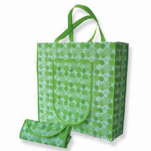 Folded Shopping Bag, Foldable Tote Bag