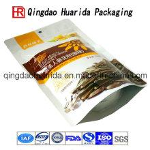 Alta calidad Stand up Sealinng Aluminum Dry Fruit Bag