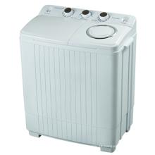 mini máquina de lavar semiautomática