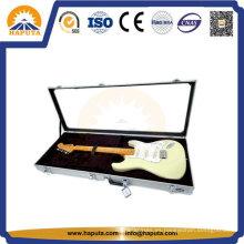 Estuche de guitarra de exposición de aluminio de alta calidad