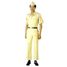 Summer short sleeve uniform XJ4002