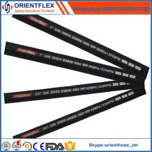 Spiral Flexible Hydraulic Rubber Hose En856 4sh/4sp