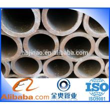 17Cr3 1.7016 tubo de acero / tubo tubo de acero sin soldadura de aleación