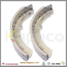 KAPACO HIGH QUALITY BRAKE SHOE LINING and ANTIQUE CERAMIC XHOE for ISUZU OEM 5-47110-058-1