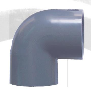 ASTM SCH80 CPVC Codo 90 ° Color gris oscuro