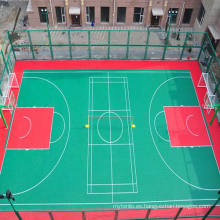 PP Interlock Floor para Indoor Sport