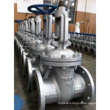 DIN Metal Sealed Gate Valve (WCB A216)